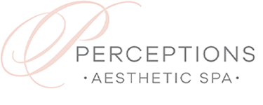 perceptions aesthetic spa in fairoaks and roseville, ca logo